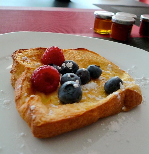 Orange Creme Brulee French Toasts Lady J S Musings
