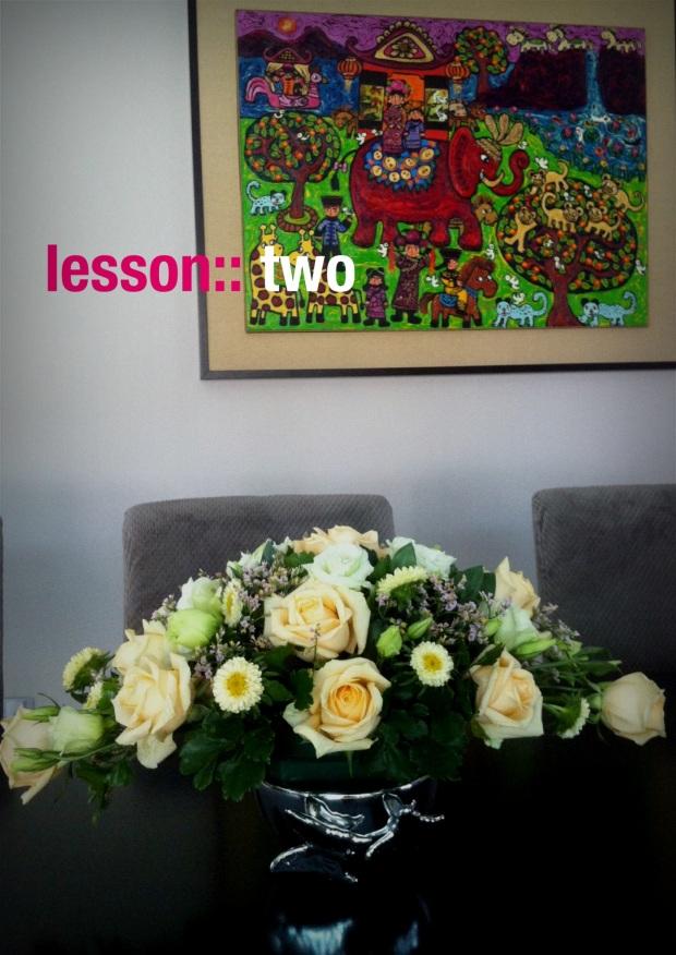 Floral Arrangement Classes In Singapore Lady J S Musings